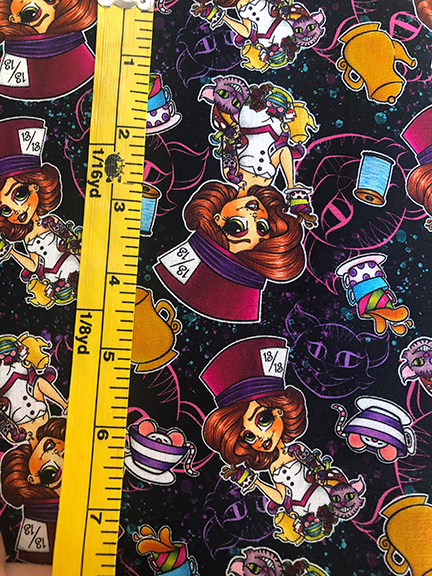 The Hatter Medium Scale Woven