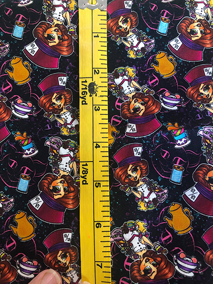 The Hatter Small Scale Woven
