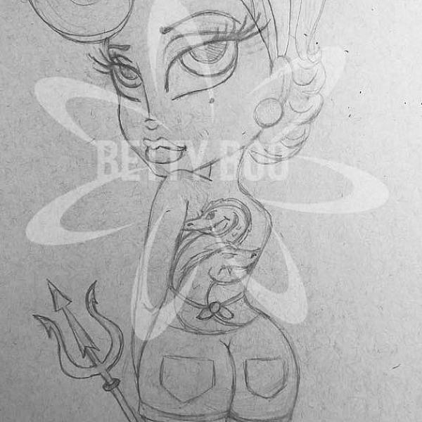 Tattooed Ursula Mystery Box SMALL