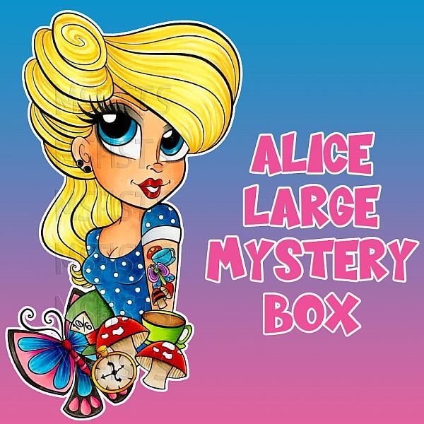 LARGE Alice Mystery Box
