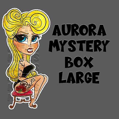 Tattooed Aurora Large Mystery Box