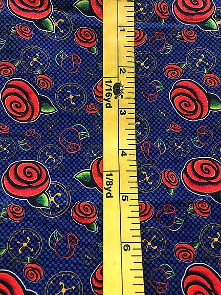 Painting The Roses Red Coordinate Medium Scale Woven