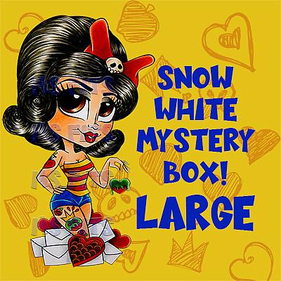 Tatted Snow White Large Mystery Box