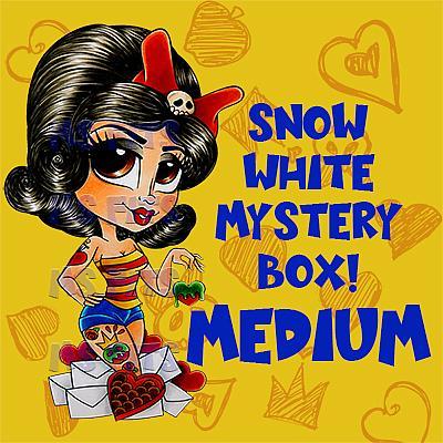 Tatted Snow White Medium Mystery Box
