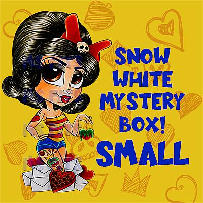 Tatted Snow White Small Mystery Box